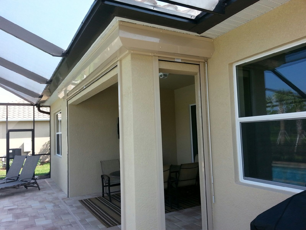 Storm Protection Hurricane Shutters Naples Marco Island