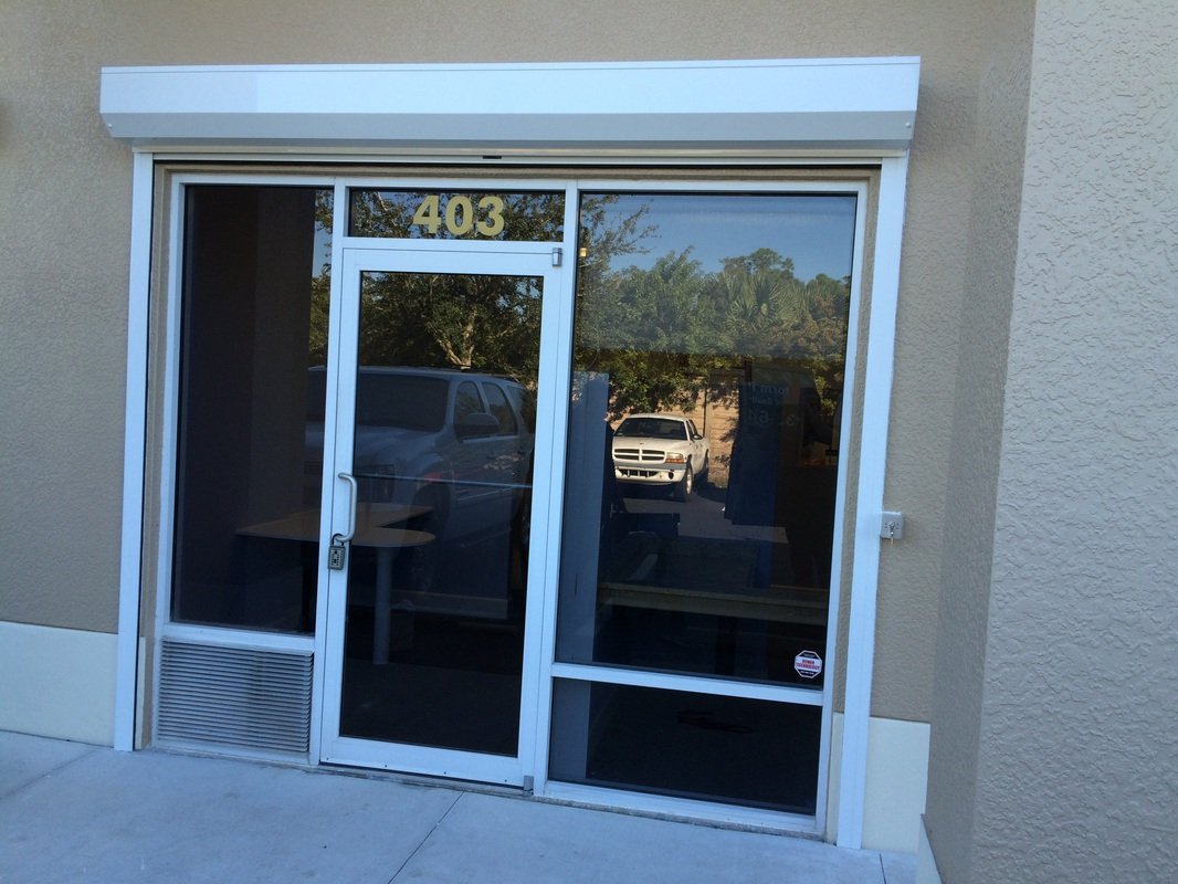 Roll Down Shutter Company Naples Amp Marco Island Fl