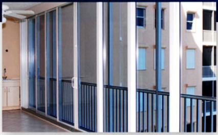 Sliding Glass Door Installation- Storm Protection