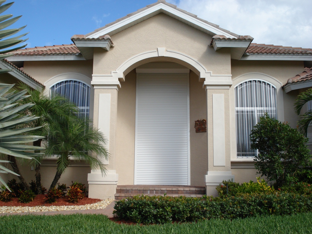 Storm Panel Shutters Storm Protection